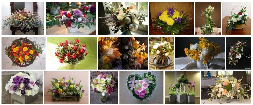 Цветы, флористика в Санкт Петербурге